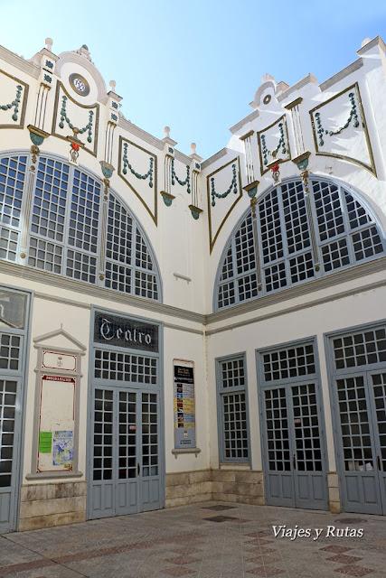 Teatro reina Sofía, Calle de la Rúa, Benavente, Zamora