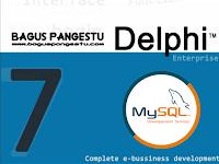 Cara Membuat Koneksi dan Menampilkan Database MySQL di Delphi 7