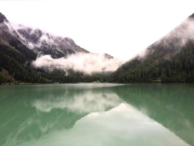 lago anterselva italia trentino adige