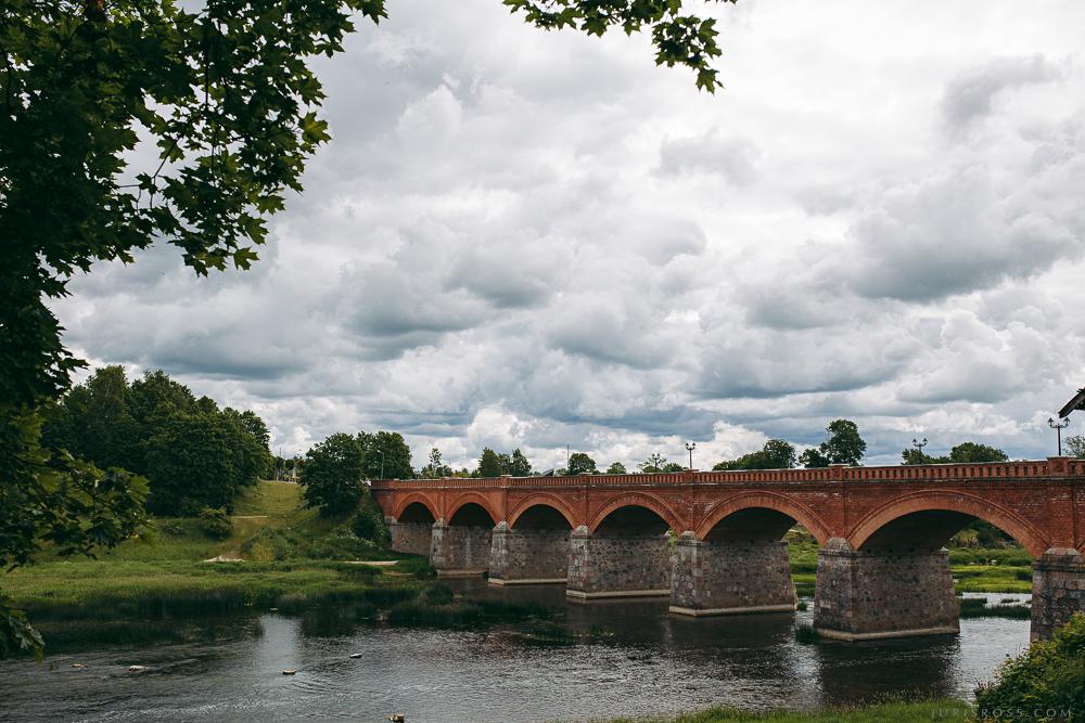 kuldīgas tilts venta