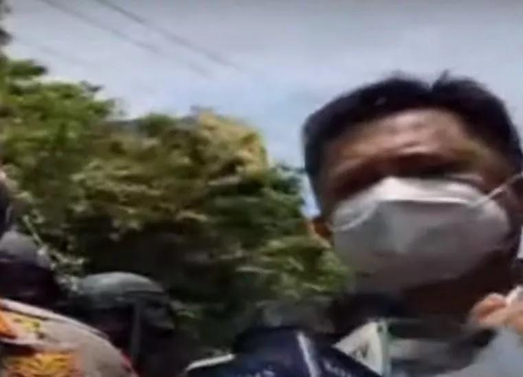 Pengurus Gereja Katedral Makassar Beberkan Momen Pelaku Bom Ingin Masuk Paksa Gereja Lalu Disadari Sekuriti