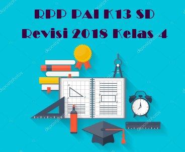 RPP PAI K13 SD Revisi 2018 Kelas 4