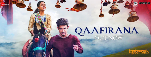 Qaafirana Lyrics - Arjit Singh | Kedarnath Movie