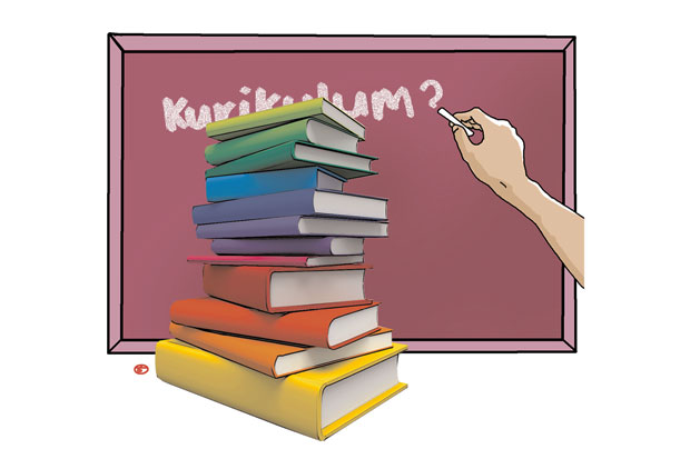 Belajar Kurikulum 2013