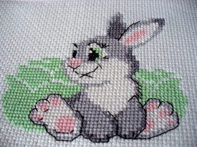 patrón-conejo-punto-cruz