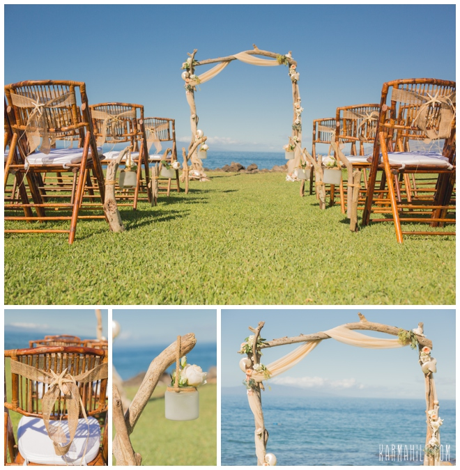Maui Wedding Venue Styled wedding Packages