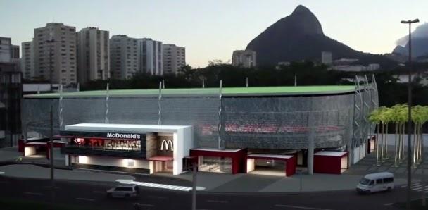 4a134dea1c O Flamengo anunciou recentemente uma série de projetos na área patrimonial.  Arena Multiuso