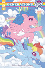 My Little Pony Generations #2 Comic Cover Retailer Incentive Variant