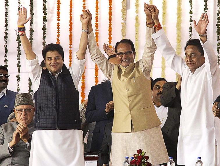 After demolishing Congress Fort in MP, BJP Targets winning Bihar-West Bengal