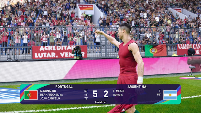 eFootball PES 2021 Season Update - Cristiano