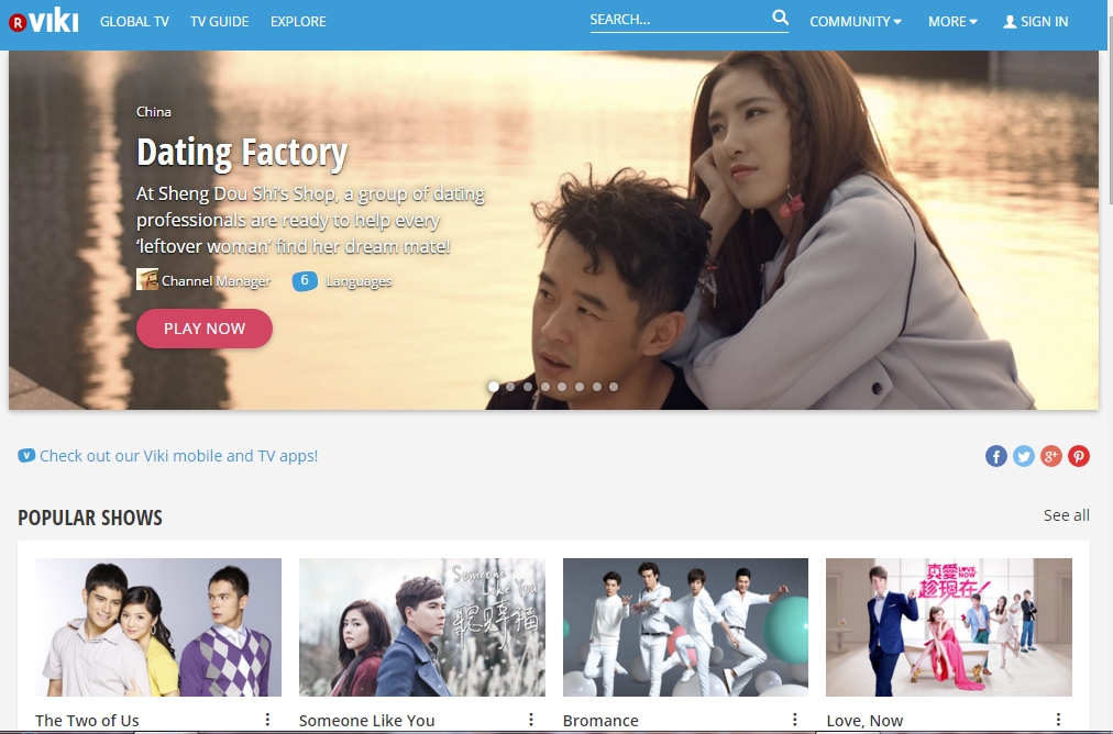 Top 5 sites to download and watch korean philippine and asian this site is great if you have a premium account but if not you had limited access to their dramas but the videos plays fast and the quality is also good stopboris Choice Image