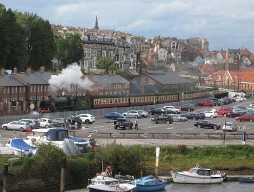 825 leaving Whitby 21 Aug 2020 at 16.30