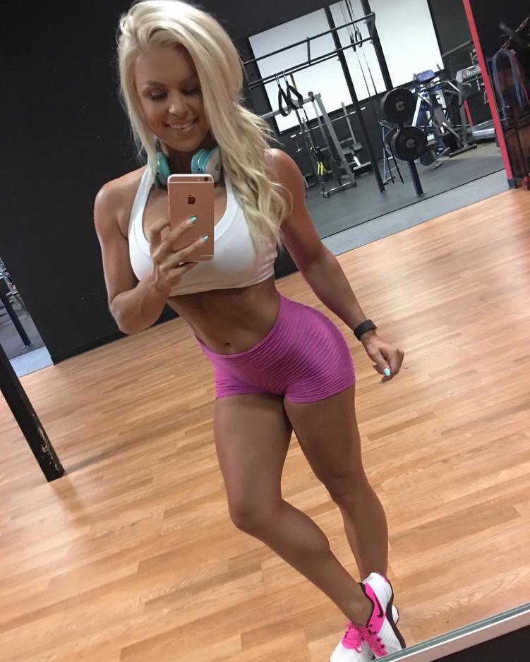 Jen Heward fit girl