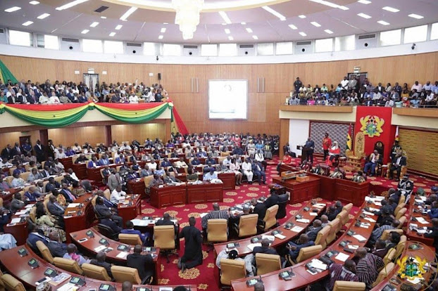 Ghana shuts down its parliament after 168 lawmakers and staffs were tested positive for COVID19
