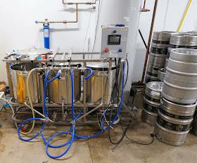 Colorado Brewing Double Keg Washer