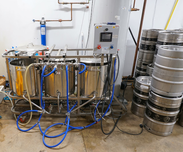 Colorado Brewing Double Keg Washer
