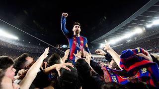 اهداف مباراة برشلونة 6-1 باريس سان جيرمان  دورى ابطال اوروبا