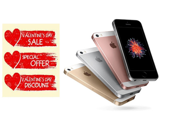Valentine's Day offer 2018: Apple iPhone SE, iPhone 6 to get Rs 7000 cashback With HDFC Credit or Debit Card