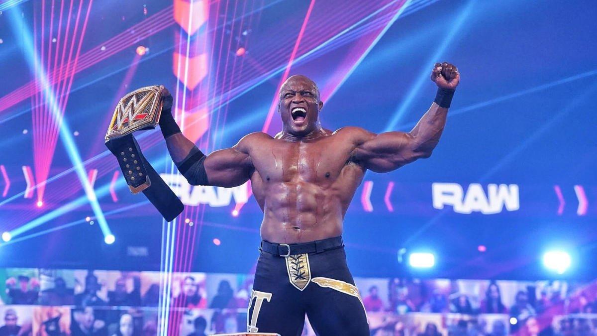 Bobby Lashley atinge grande marco na WWE