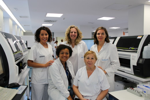 Más de 1.200 pacientes del Clínico con tratamiento anticoagulante participan en un programa para su control a través de nuevas tecnologías
