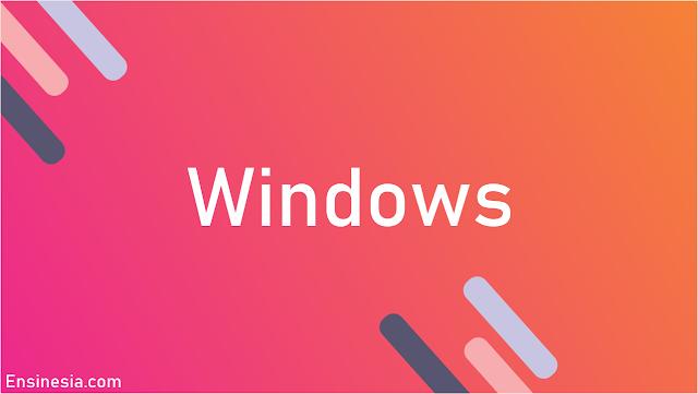 Windows 10 Tidak Dapat Shutdown