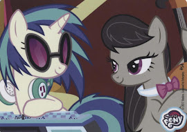 MLP Duet Duo Series 4 Trading Card