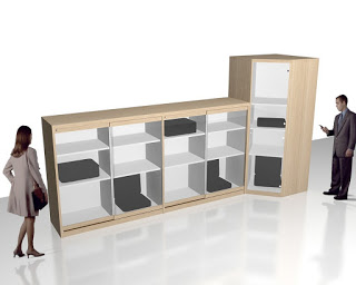 Semarang Furniture -  Display Untuk Pameran Produk Kantor