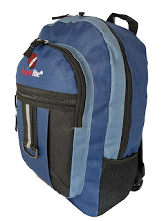£12.74 School Backpack Rucksack : black, Green Yellow,Dark Blue,Light Blue,Purple