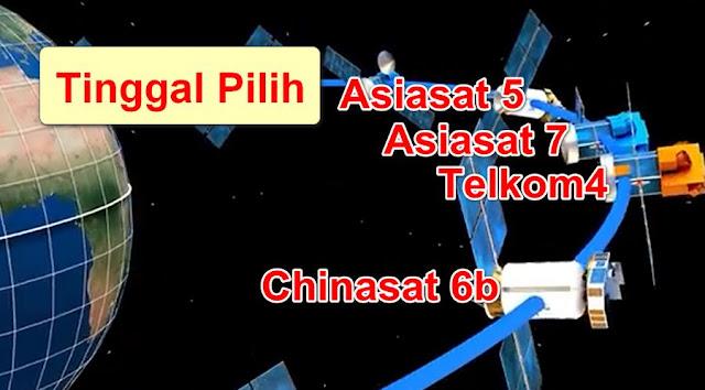 Satelit Pendamping Telkom 4