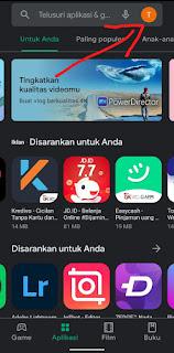 Cara Menonaktifkan Update Otomatis Apliaksi Android