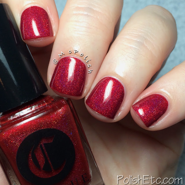 Cirque Colors - Holiday 2015 Collection - McPolish - MADDER