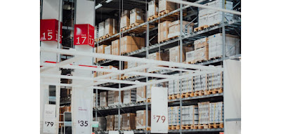 picture of green warehousing and distribution in practice