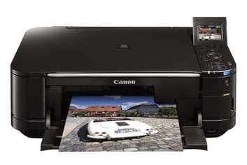 Canon PIXMA MG5250 All-In-One Wi-Fi Colour Photo Printer