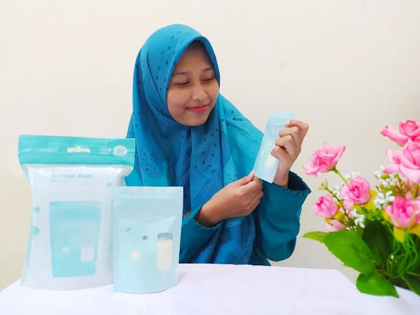Anti Tumpah! Rekomendasi Kantong ASI Terbaik dari Breast Milk Storage MOOIMOM