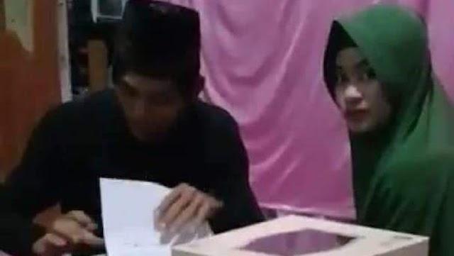 Viral, Pernikahan Sedarah Kakak dan Adik Kandung di Kalimantan