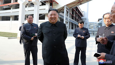 reaparición-Kim-Jong-Un