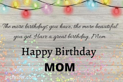 Happy Birthday Mom Images, Photos, Wishes Free Download [2020]