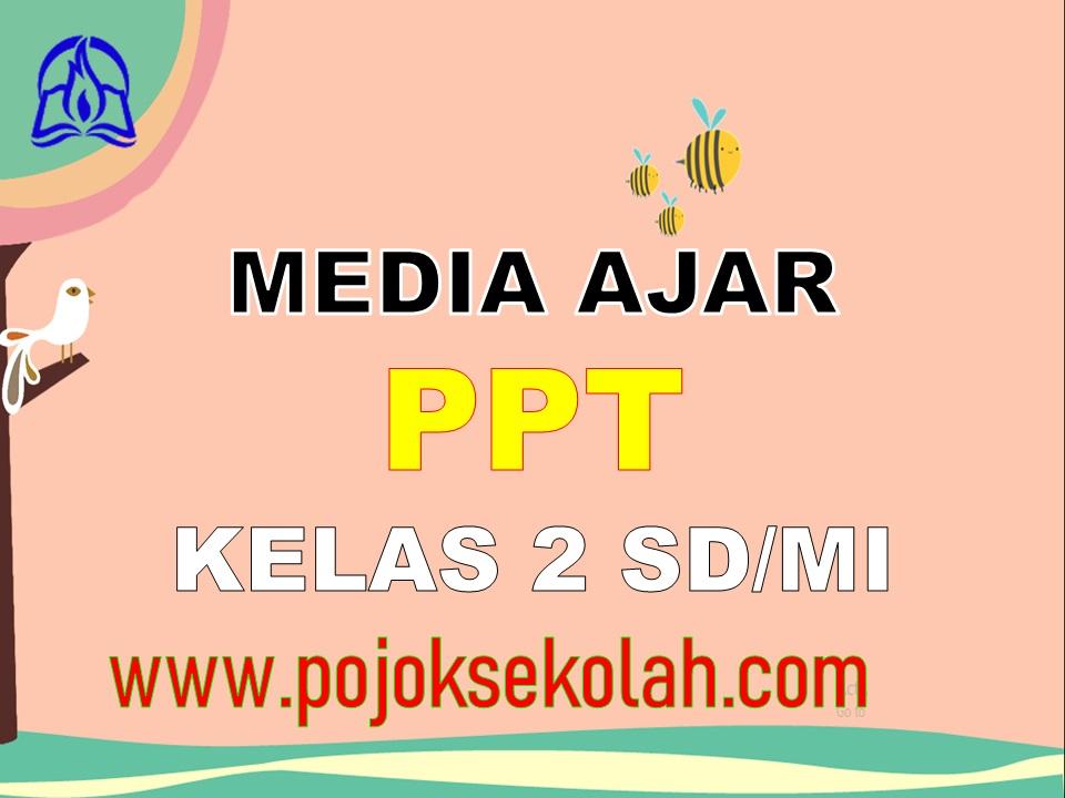 Media Pembelajaran Power Point (PPT) Kelas 2