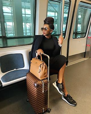 Genevieve Nnaji fashion and style looks latest