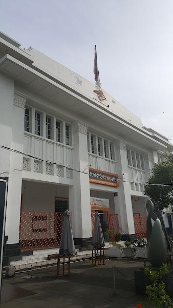 Pejabat Pos Kota Tua