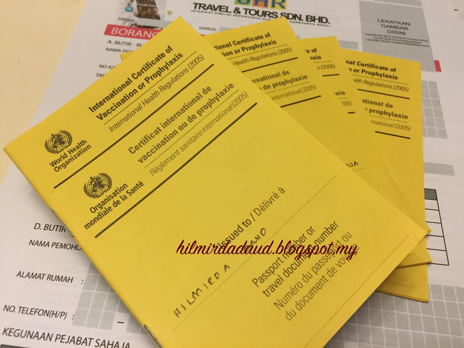 Dokumen Yang Perlu Untuk Memohon Visa Umrah Bersama Keluarga