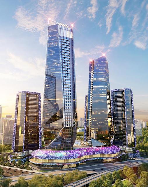 Dự án Sunshine Empire Ciputra Hà Nội chinh phục kiến trúc đương đại