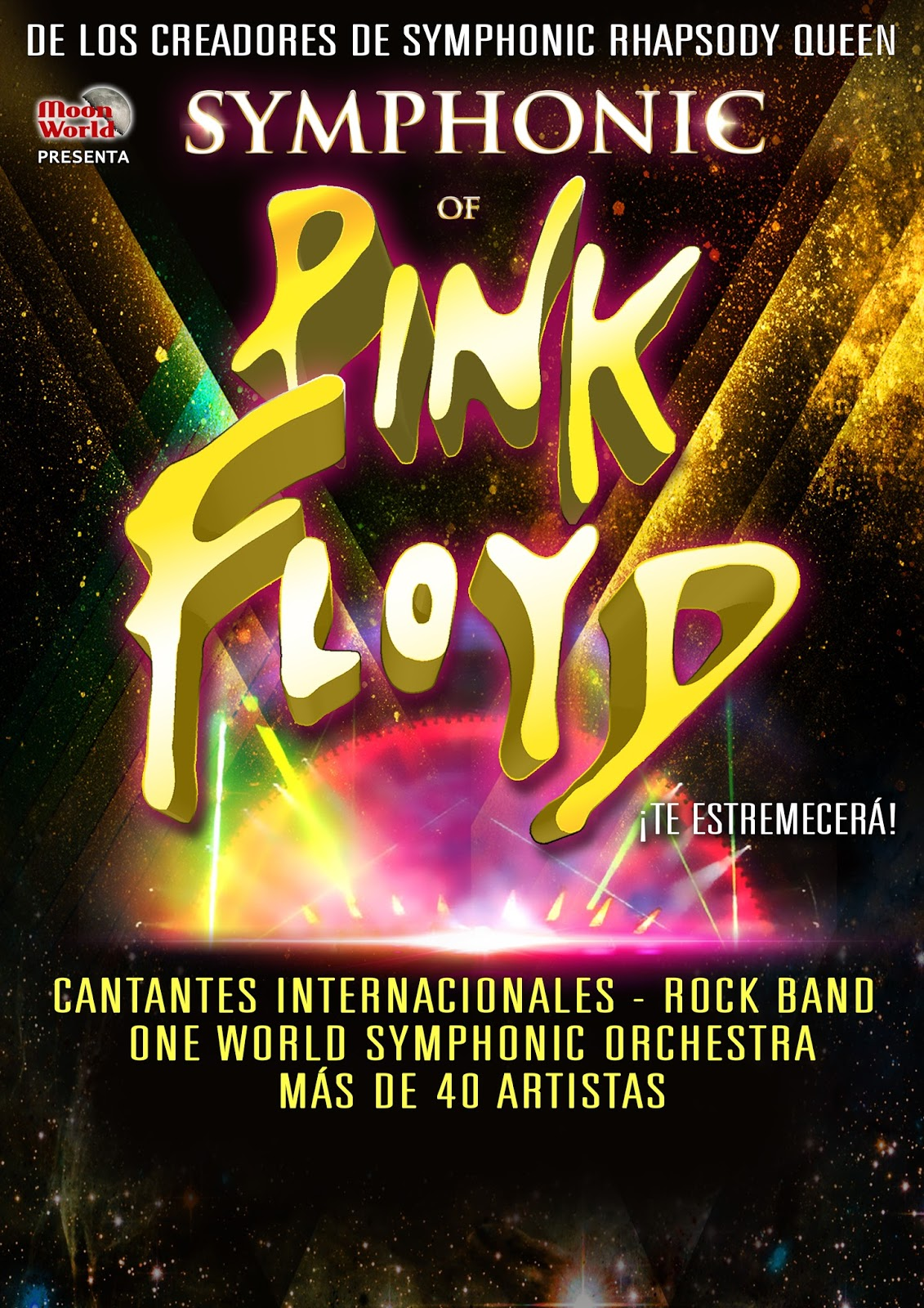 APOTEÓSICO: SYMPHONIC OF PINK FLOYD