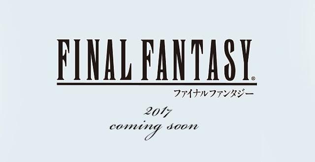 Todos los juegos de Final Fantasy llegarían a PS4 en 2017 y Final Fantasy XV a PC en 2018