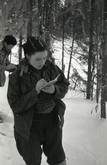 Dyatlov Günlüğünden Notlar (1 Şubat 1959) | Yazan Kişi: Zinaida Alekseevna Kolmogorova (Zina)