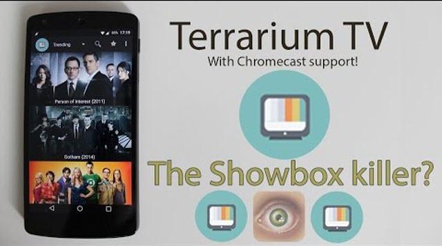 Terrarium TV App 2017
