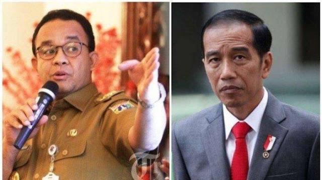 MEDIA Inggris Sebut Anies Baswedan Simbol Oposisi Presiden Jokowi, Lebih Cepat Respon Covid-19