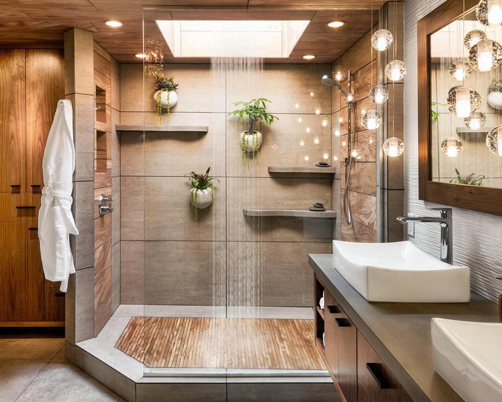 10 Fresh Ideas for Modern Bathrooms Design in 2020 - Dream ...