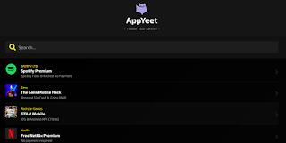 Appyeet.com unlock premium features game and applications with Appyeet com