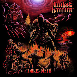 "Ο δίσκος των Lucifer's Hammer ""Time Is Death"""
